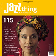Jazz thing 115 (Cover)