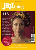 Die neue Ausgabe Jazz thing 115