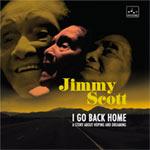 Jimmy Scott – I Go Back Home (LP Cover)