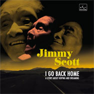 Jimmy Scott – I Go Back Home (LP Cover)