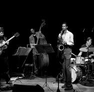 Beim Jazzfestival Esslingen: Jochen Rueckert Quartet