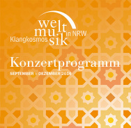 Herbstprogramm vom Klangkosmos NRW