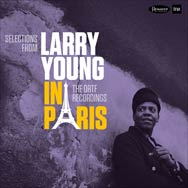 Larry Young – In Paris – The ORTF Recordings (Cover)