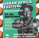 In Köln: das Urban Africa Festival