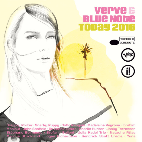 Verve & Vlue Note Today 2016 (Cover)