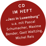 Jazz Luxemburg (Badge)