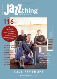 Ab Samstag am Kiosk: Jazz thing 116