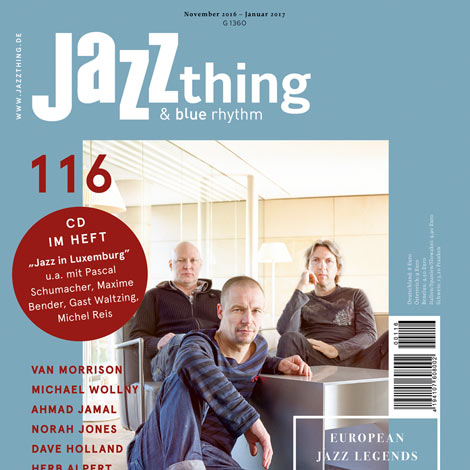 Jazz thing 116 (Cover)