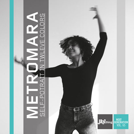 Metromara – Self-Portrait In Twelve Colors (Cover)