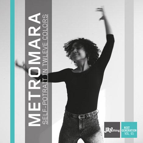 Metromara – Self-Portrait In Twelve Colors (Cover)