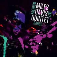 Miles Davis Quintet – Freedom Jazz Dance: The Bootleg Series, Vol. 5 (Cover)