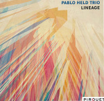 Pablo Held Trio – Lineage (Cover)
