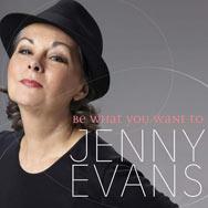 Jenny Evans – Be What You Want To (Cover)