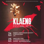 Klaeng Festival Köln 2016 (Poster)