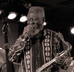 Beim Winter Jazzfest in New York: Pharoah Sanders