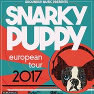 Snarky Puppy European Tour 2017 (Poster)