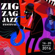 Zig Zag Jazz Festival Berlin (Poster)