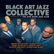 Black Art Jazz Collective – Presented By The Side Door Jazz Club (Cover)