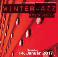 Am 14.1.: Winterjazz Köln