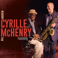 Andrew Cyrille & Bill McHenry – Proximity (Cover)