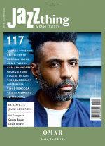 Ab Samstag am Kiosk: Jazz thing 117