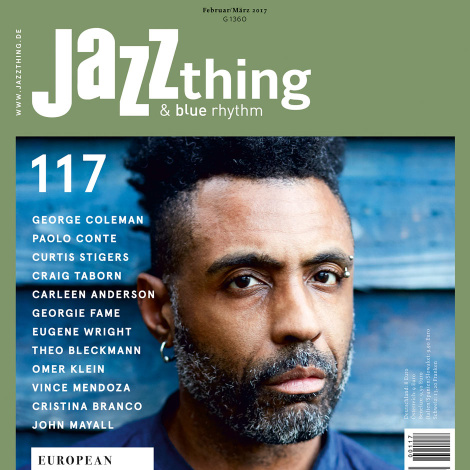 Jazz thing 117 Omar (Cover)