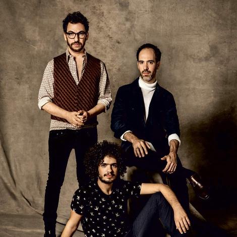Omer Klein Trio (Foto: Peter Hönnemann)