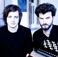 Auf JazzNights-Tournee: Michael Wollny & Vincent Peirani