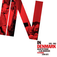 Oscar Pettiford & Jan Johansson – In Denmark 1959–1960 feat. Stan Getz (Cover)