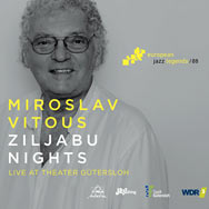 Miroslav Vitous – Ziljabu Nights (Cover)
