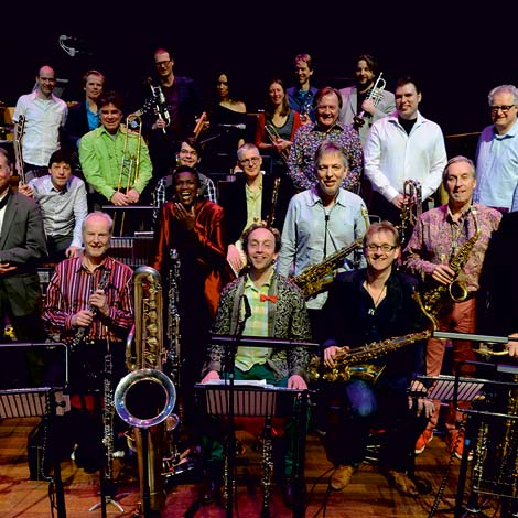 David Kweksilber Big Band