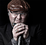 Bei der Blues Baltica: Chris Kramer