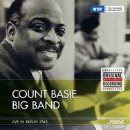 Count Basie Big Band – Live In Berlin 1963 (Cover)