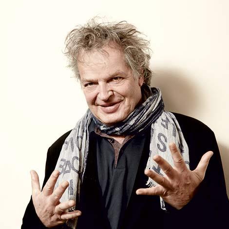 Joachim Kühn (Foto: Steven Haberland)