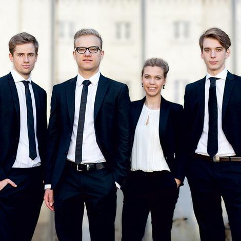 Pascal Bartoszak Quartet