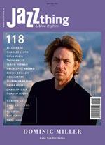 Gerade erschienen: Jazz thing 118