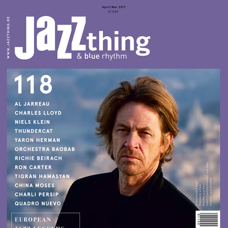 Jazz thing Nr. 118 Dominic Miller