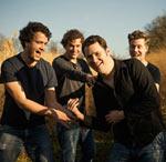 Im Finale vom Neuen Deutschen Jazzpreis: Maxime Bender Quartett