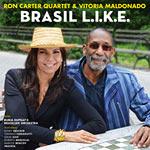 Ron Carter Quartet & Vitoria Maldonado – Brasil L.I.K.E. (Cover)
