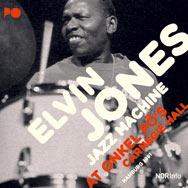 Elvin Jones Jazz Machine - At Onkel Pö's Carnegie Hall (Cover)