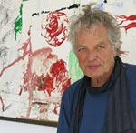 Ausstellung mit Bildern von Joachim Kühn
