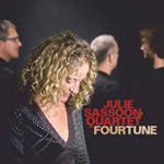 Julie Sassoon Quartet – Fourtune (Cover)