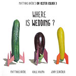 Matthias Bröde's Oh! Kester Osloer 3 – Where Is Wedding? (Cover)