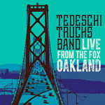 Tedeschi Trucks Band – Live From The Fox Oakland (Cover)
