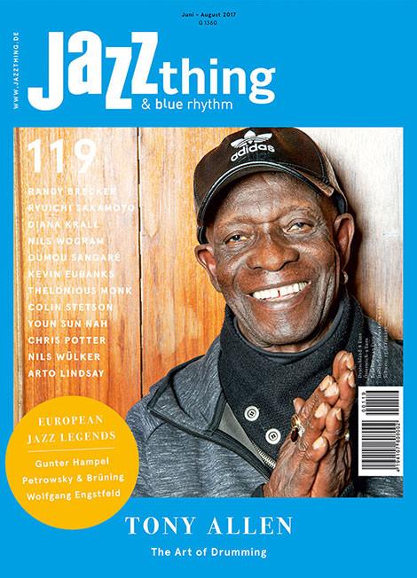 Ab 31.5.: Jazz thing 119