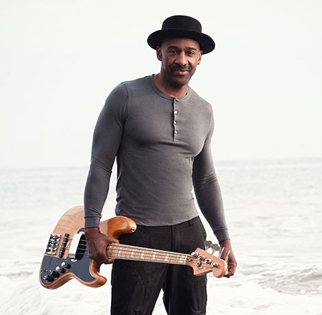 Moderator für  Blue Note At Sea: Marcus Miller