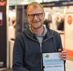 Jazzjournalistenpreis für Martin Laurentius