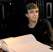 Initiator der WDR Big Band Akademie: Vince Mendoza