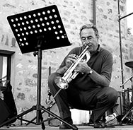 In Bingen: Franco Ambrosetti