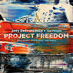 Joey DeFrancesco & The people – Project Freedom (Cover)